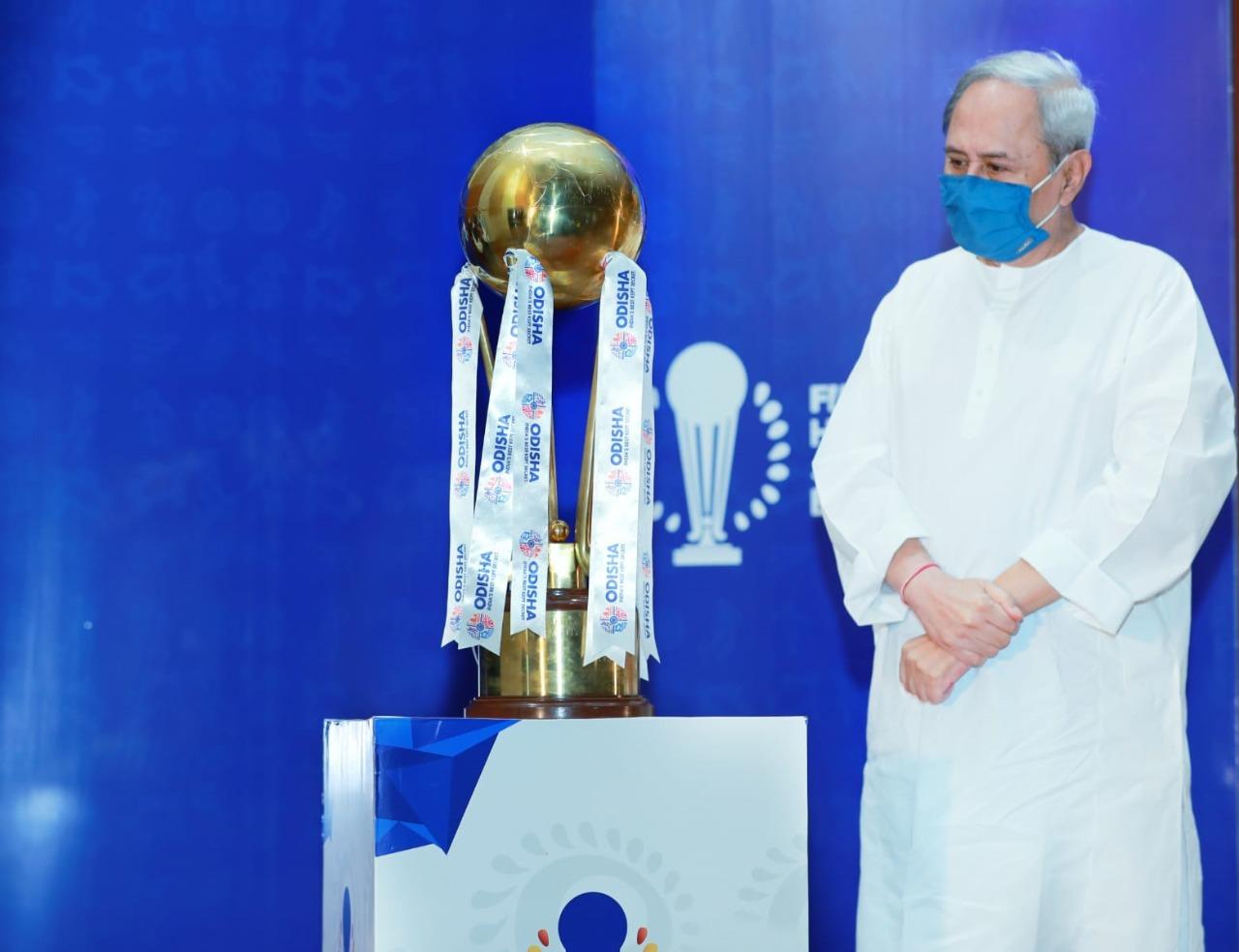 CM Announces Odisha to Host Prestigious FIH Junior Men's Hockey World Cup